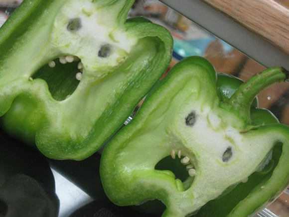 Green-pepper