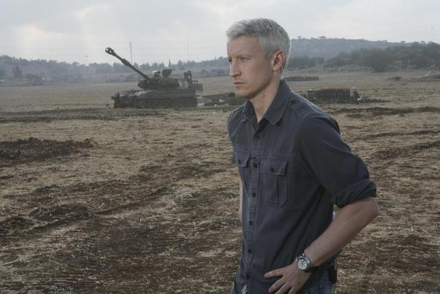 United States, CNN, television, Anderson Cooper