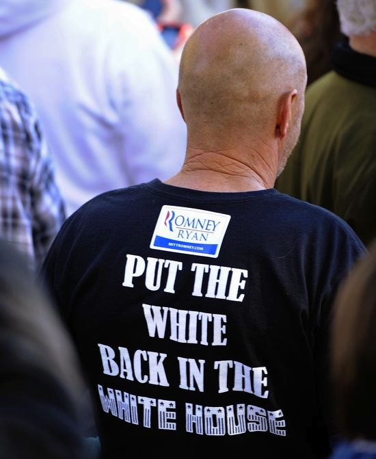 Racist-shirt