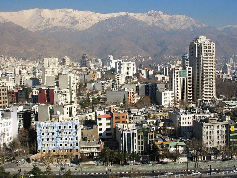Northern-Tehran