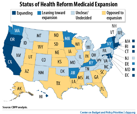 Medicaid_Expansion