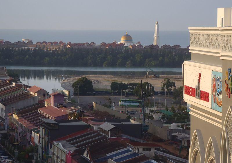 Malacca, Malaysia 8 am